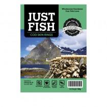 Just Fish Cod Skin Rings Pipes