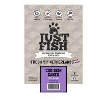 Just Fish Cod Skin Canes (Netherland Label)