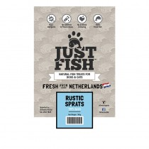 Just Fish Rustic Sprats (Netherland Label)