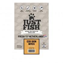 Just Fish Cod Skin Bites (Netherland Label)