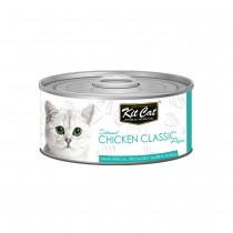 Kit Cat Deboned Chicken Classic Toppers 80g