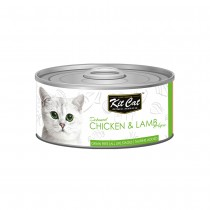 Kit Cat Deboned Chicken & Lamb Toppers 80g