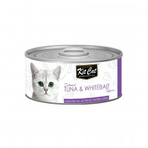 Kit Cat Deboned Tuna & Whitebait Toppers 80g