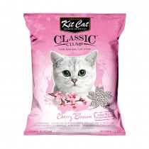 Kit Cat Cherry Blossom Classic Clump Litter
