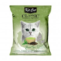 Kit Cat Green Tea Classic Clump Litter