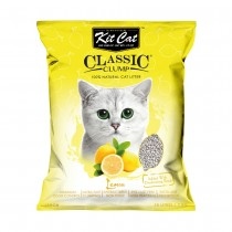 Kit Cat Lemon Classic Clump Litter