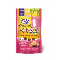 Wellness Kittles - Salmon & Cranberries Treats