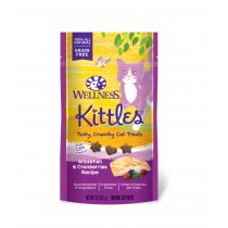 Wellness Kittles - Whitefish & Cranberries Treats