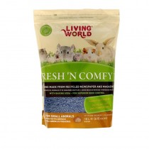 Living World Fresh & Comfy Blue Bedding