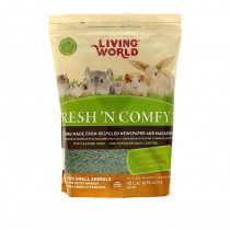 Living World Fresh & Comfy Green Bedding