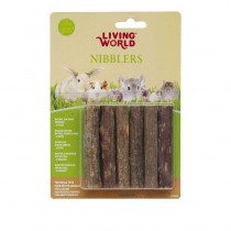 Living World Nibblers Kiwi Wood Stick Chews