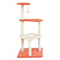 Marukan Cat Cat Friend Play Tower L
