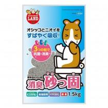 Marukan Deodorizing Toilet Sand For Small Animals