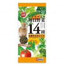 Marukan Daily Veggies 14 Senior for Rabbit