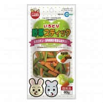 Marukan Vegetable Sticks for Small Animals