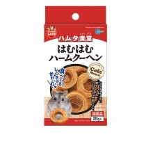 Marukan Yummy Baunchuken Cake Roll for Hamsters
