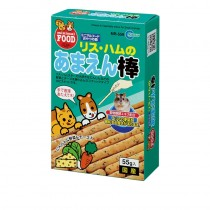 Marukan Cheese & Vegetable Sticks for Hamsters
