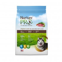 Nurture Pro Original Lamb for Large Breed Puppy & Adult Dry Dog Food
