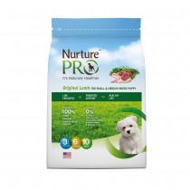 Nurture Pro Original Lamb for Small Breed Puppy & Medium Breed Dry Dog Food