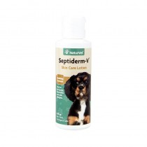 NaturVet Septiderm-V Skin Care Lotion