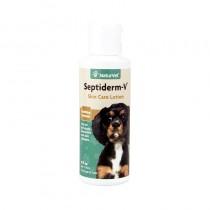NaturVet Septiderm-V Skin Care Lotion