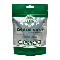 Oxbow Critical Care - Apple Banana Flavour