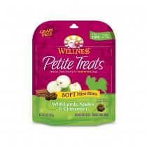 Wellness Petite Soft Mini Bites - Lamb, Apples & Cinnamon (Grain Free)