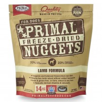 Primal Freeze Dried Lamb Nuggets for Dogs