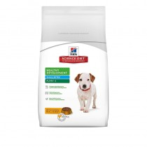 Hill's Science Diet Puppy Healthy Development Small Bites Chicken Meal & Barley Recipe Dry Food