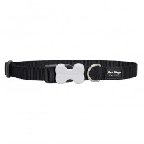 Red Dingo Classic Bucklebone Dog Collar - XS