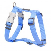 Red Dingo Classic Medium Blue Harness for Dogs