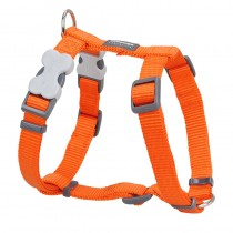Red Dingo Classic Orange Harness for Dogs