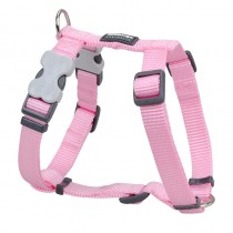 Red Dingo Classic Pink Harness for Dogs