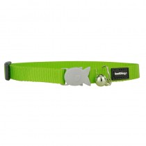 Red Dingo Classic Quick Release Safety Cat Collar
