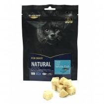 Salmon4Pets Freeze Dried Whitefish Cat Treats