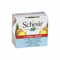 Schesir Tuna and Pineapple Feline Canned Food