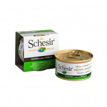 Schesir Tuna with Chicken in Jelly Feline Canned Food