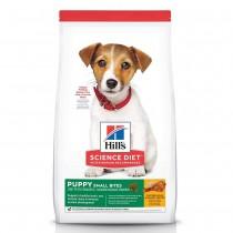 Hill's Science Diet Puppy Small Bites Chicken & Barley Recipe Dog Food