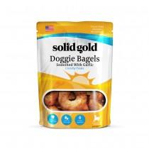 Solid Gold Doggie Bagels (Vegetarian)