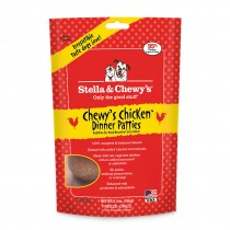Stella & Chewy's Freeze Dried Dinner Patties for Dogs - Chicken