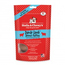 Stella & Chewy's Freeze Dried Dinner Patties for Dogs - Dandy Lamb