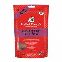 Stella & Chewy's Freeze Dried Dinner Patties for Dogs - Tantalizing Turkey