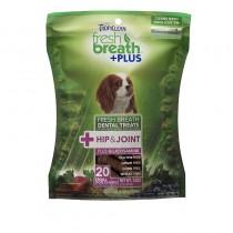 Tropiclean Fresh Breath Hip & Joint Dental Chews