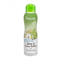 Tropiclean Lime & Cocoa Butter Deshedding Pet Conditioner