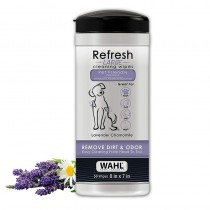 Wahl Refresh Cleaning Wipes - Lavender Chamomile