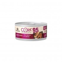 Wellness Core 95% Chicken & Salmon Canned Cat Food
