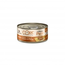Wellness CORE Original - Chicken, Turkey & Chicken Liver Canned Cat Food