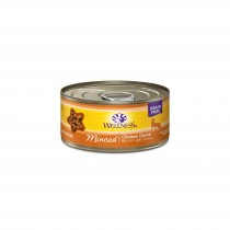 Wellness Complete Health Minced - Chicken Dinner Canned Cat Food