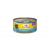 Wellness Complete Health Minced - Tuna Dinner Canned Cat Food