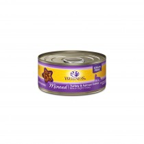 Wellness Complete Health Morsels - Turkey & Salmon Entree Canned Cat Food